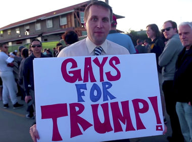 Trump-Supporting LGBT Groups Protest Charlotte Pride