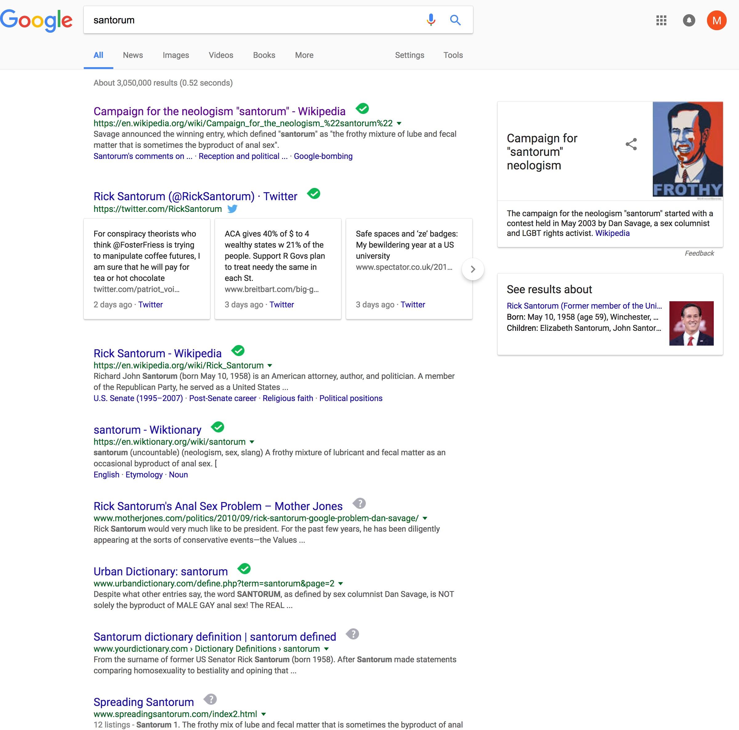 dan savage maga google search