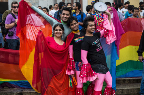 Homosexuality in indian politics