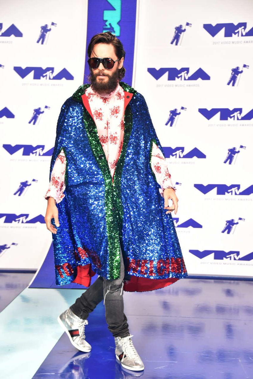 vma fashion jared leto
