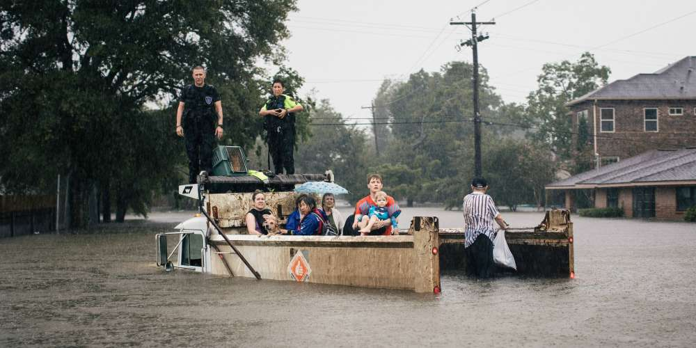 Here's How You Can Help the LGBTQ Victims of Hurricane Harvey