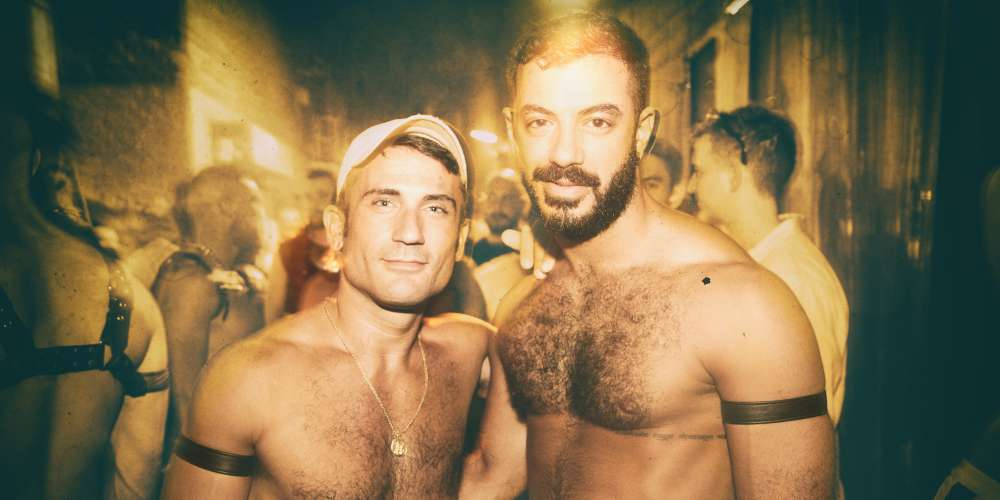 These Photos Show How Australia's 'Trough' Party Has Sexed-Up London's Scene