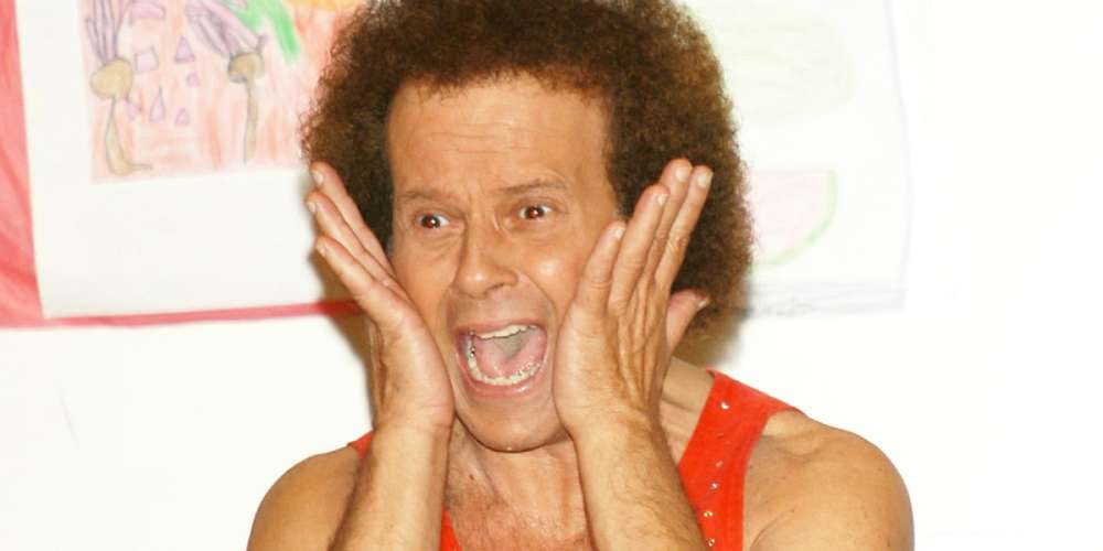 A Court Just Told Richard Simmons Being Called 'Transgender' Isn't an Insult