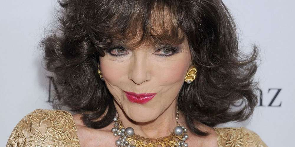 Let Joan Collins Teach You How to Pack Like an Ass-Kicking Diva