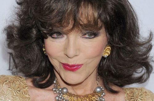 joan collins travel teaser