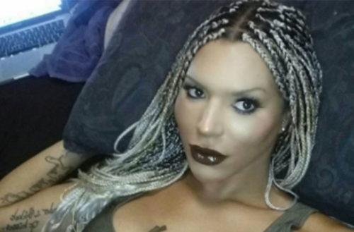 L'Oréal Paris transgender, Munroe Bergdorf