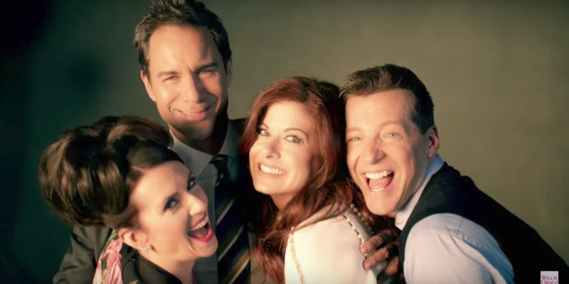LGBTQ characters on tv gay tv moments will & grace extended teaser