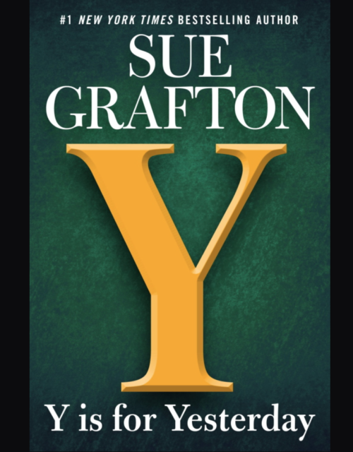 must haves sue grafton