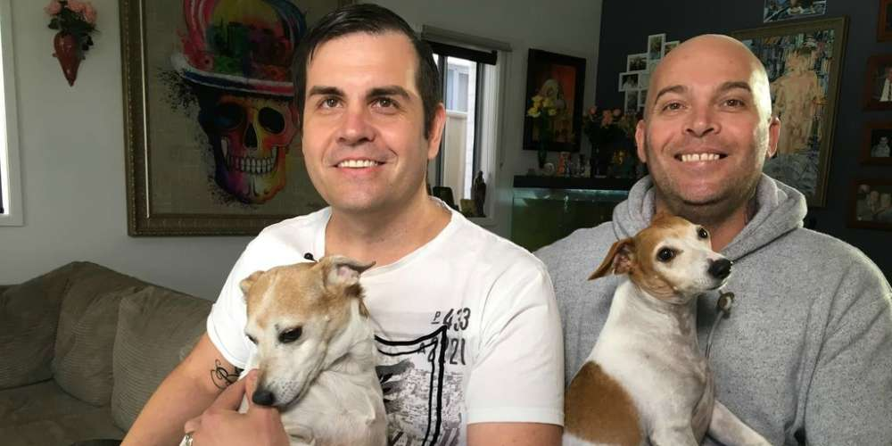 australian gay couple