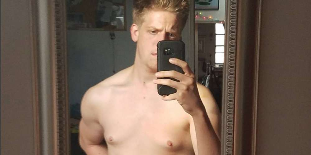 This Gay Comedian Became an 'Instagram Hunk' for a Week, and Here's What He Learned