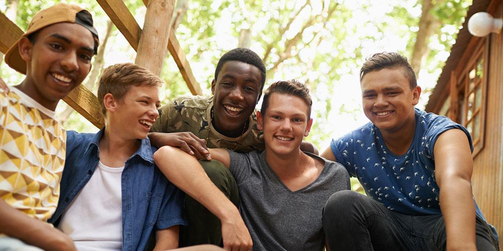 teen boys prep