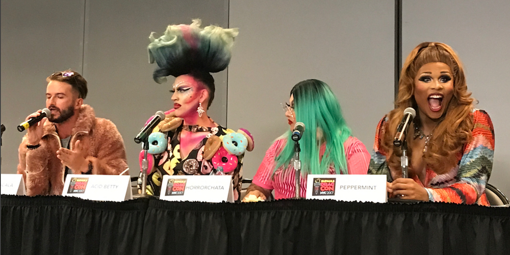 Live From #DragConNYC 2017 Day 1: Photos and Video From the Dragtastic Event