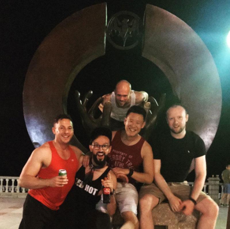 sitges bear week 2017 47