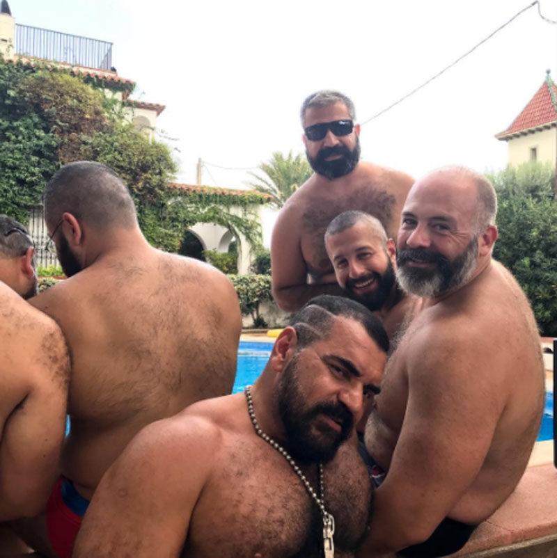 sitges bear week 2017 08