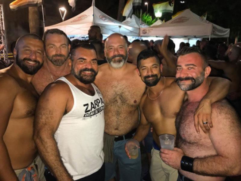 sitges bear week 2017 07
