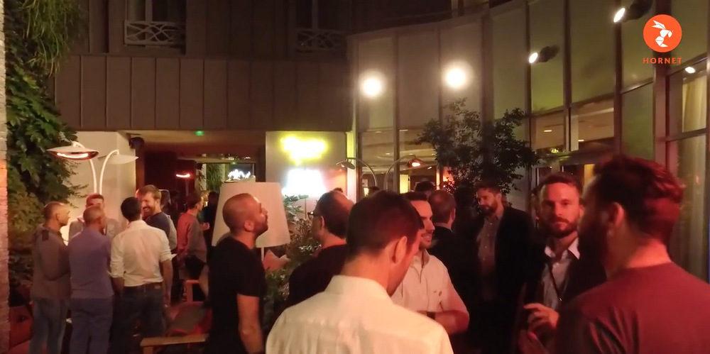 Vidéo: Retour sur la deuxième édition de Connect, l'afterwork professionnel de Hornet