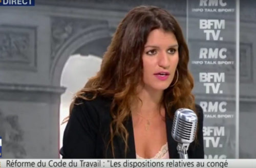 Marlène Schiappa parle de la PMA sur BFMTV