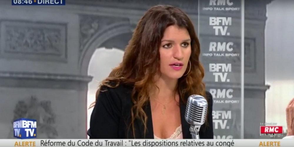 Marlène Schiappa demande aux associations LGBT de réfléchir à un  report des marches des fiertés