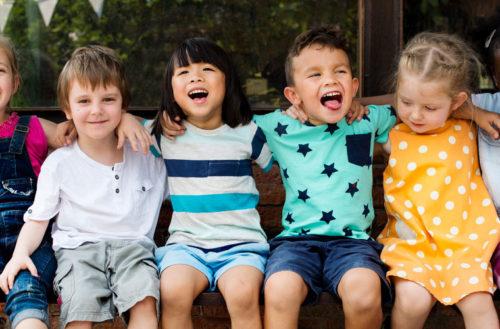 unisex kids clothing
