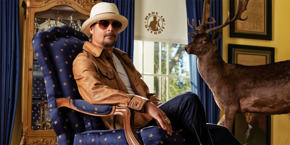 Senate-Hopeful Kid Rock: 'Why, These Days, Is Everything So Gay?'