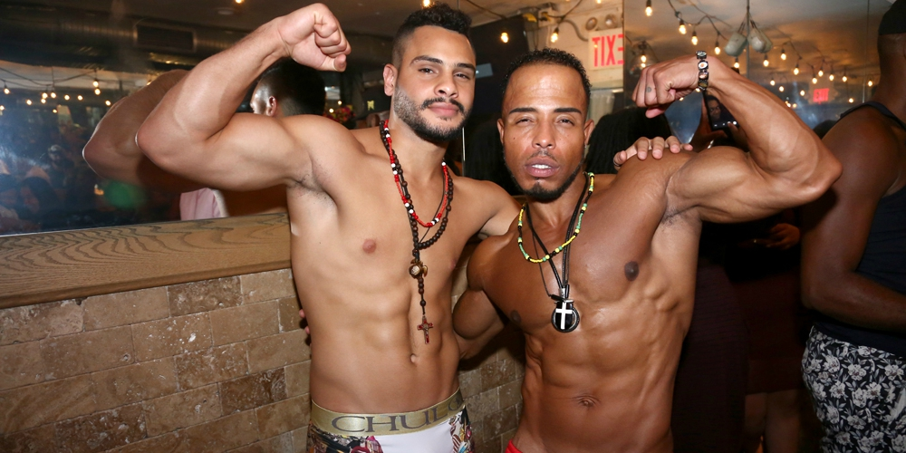 15 Sexy Shots From the Chulo Underwear Fashion Show in New York City