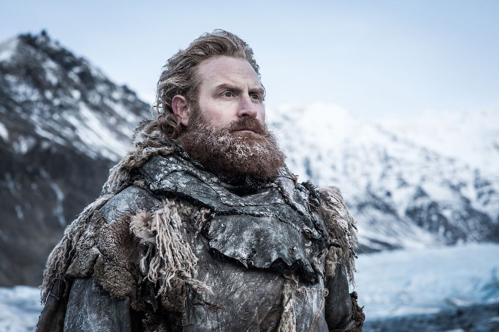 hottest game of thrones men tormund