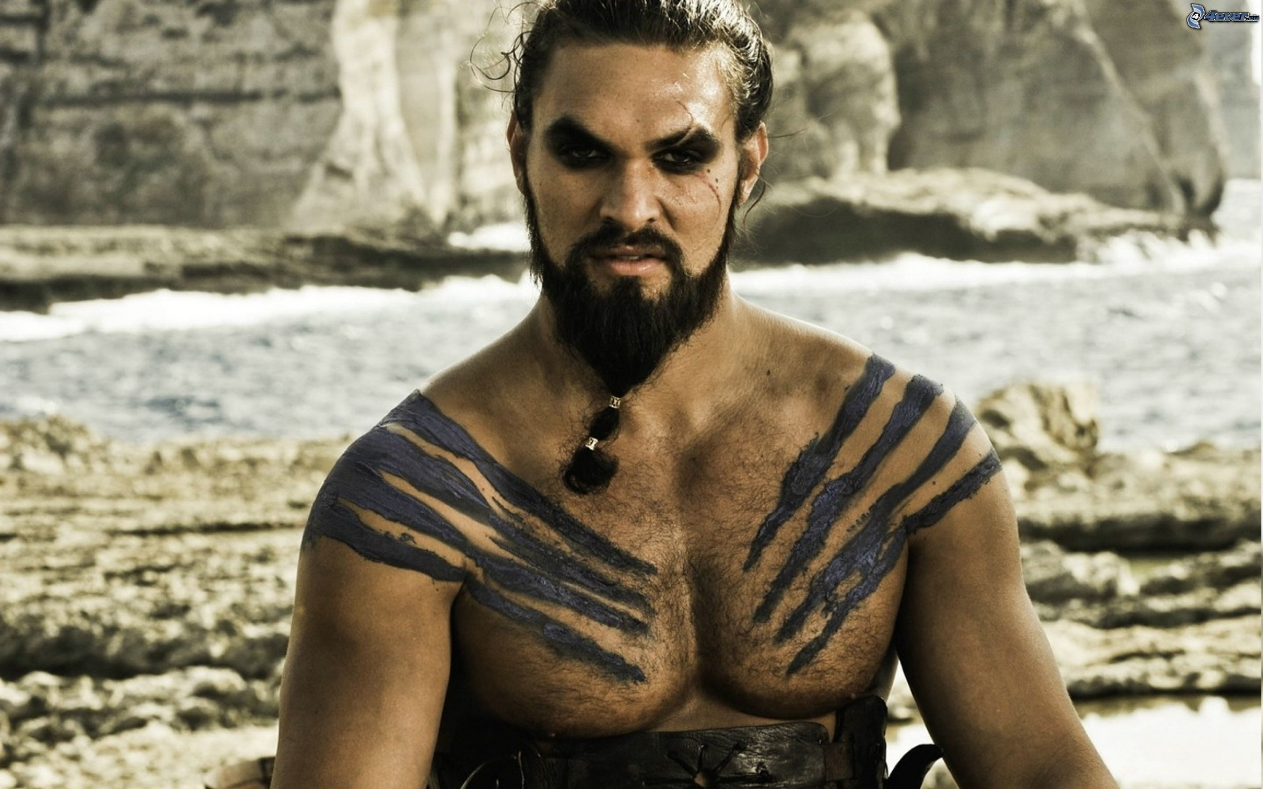 hottest game of thrones men khal