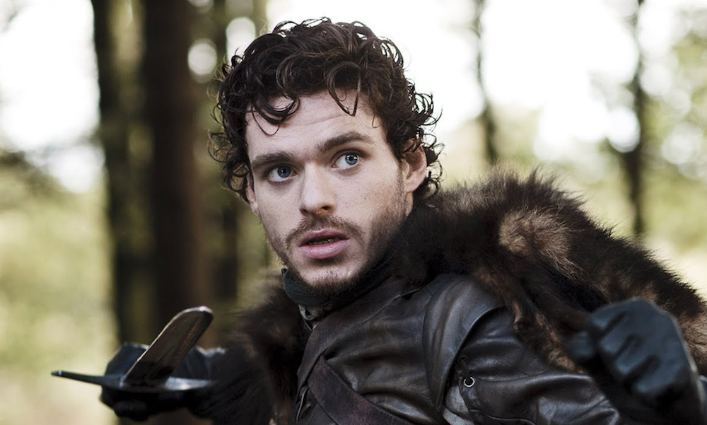 hottest game of thrones men robb