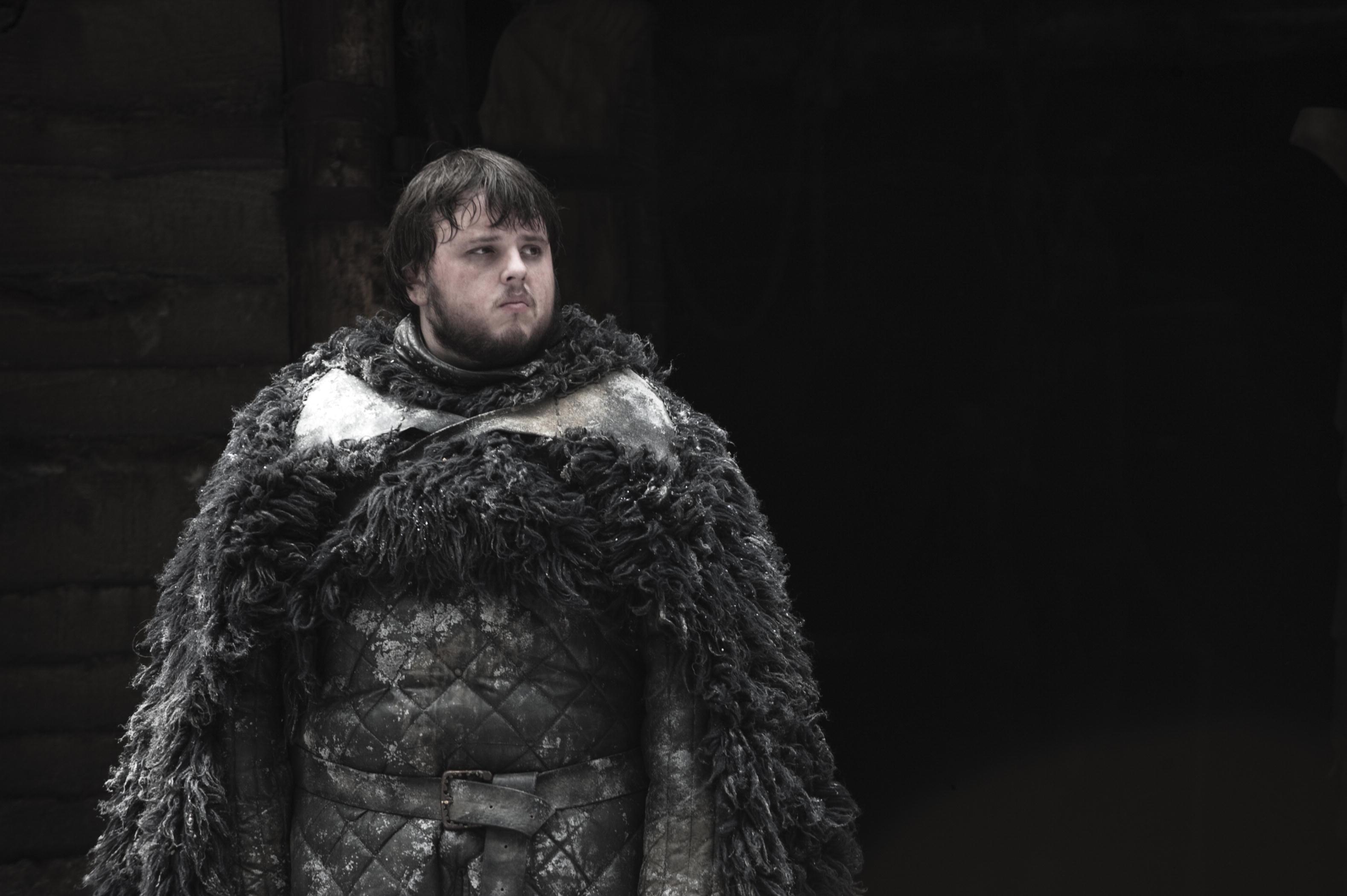 hottest game of thrones men sam