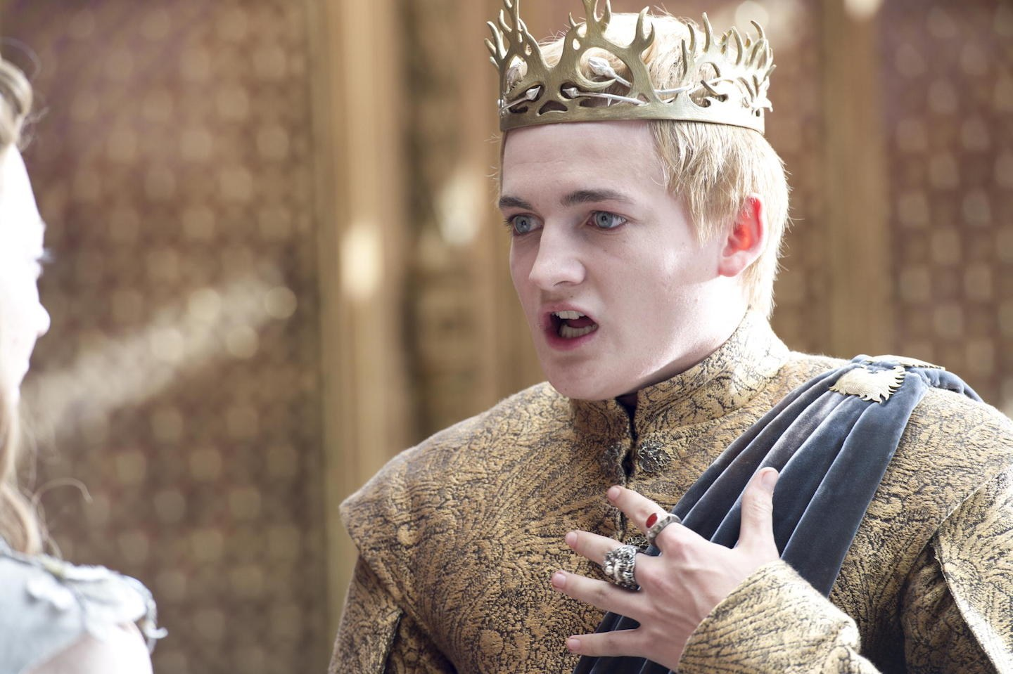 hottest game of thrones men joffrey
