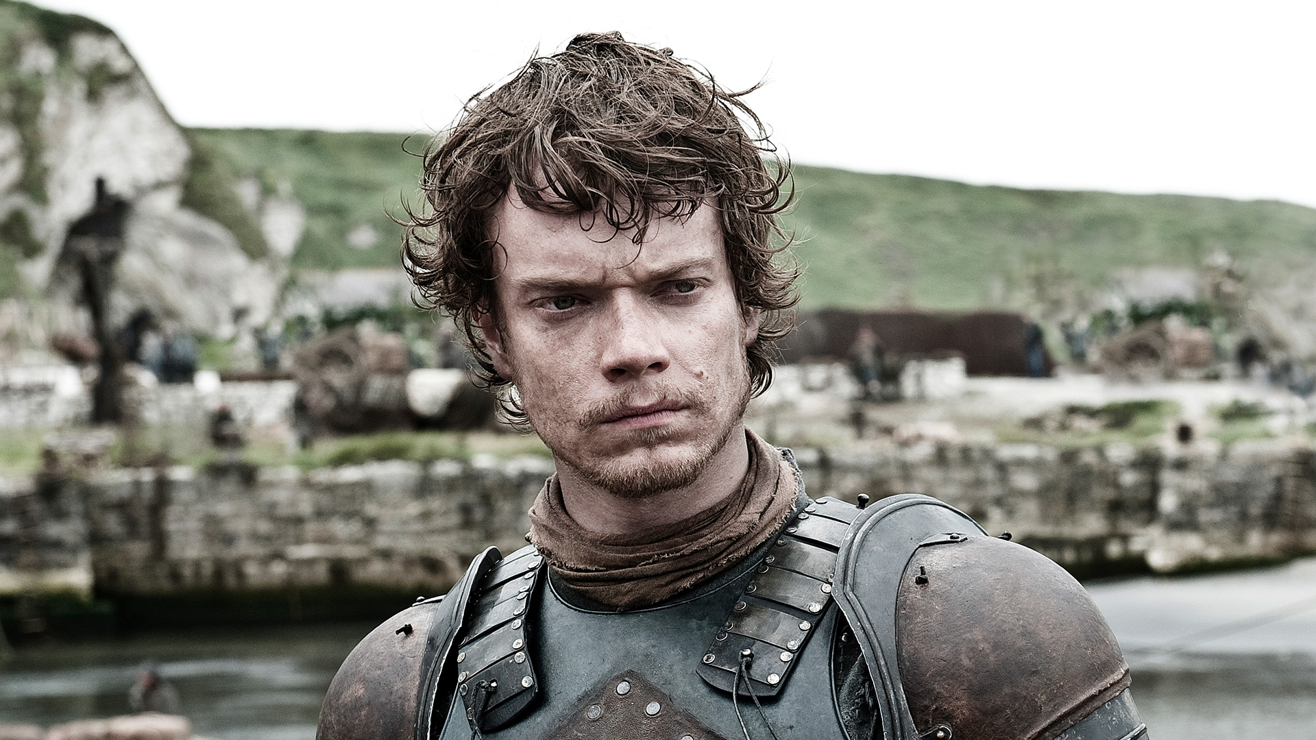 hottest game of thrones men theon