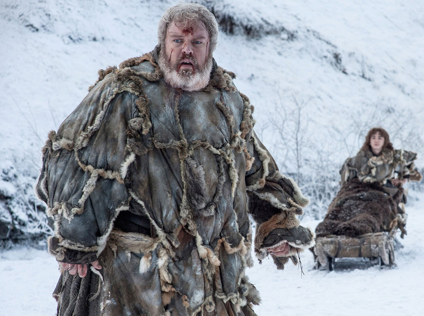 hottest game of thrones men hodor