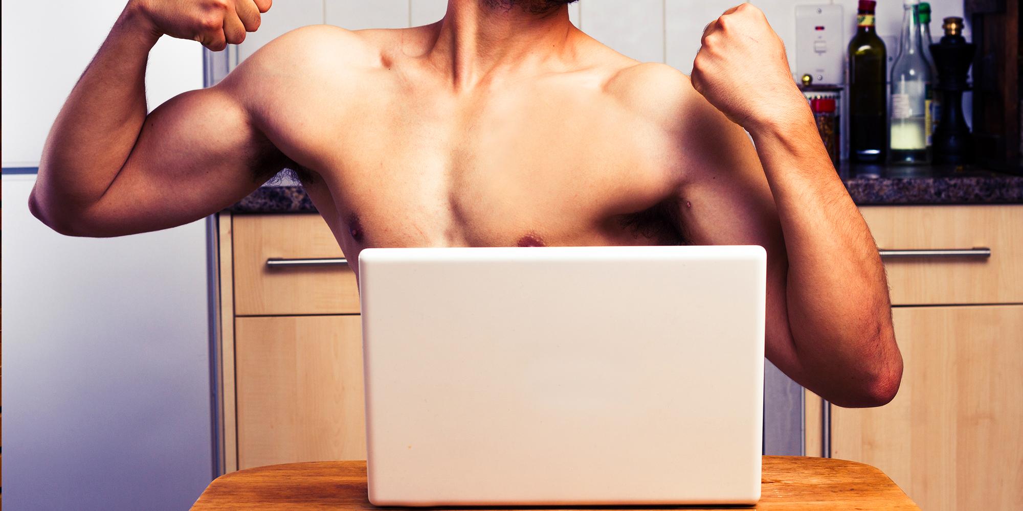 7 Речей, які я дізнався, працюючи гей-моделлю на веб-камеру