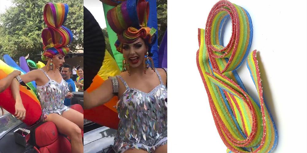 Dallas Pride Alyssa Edwards