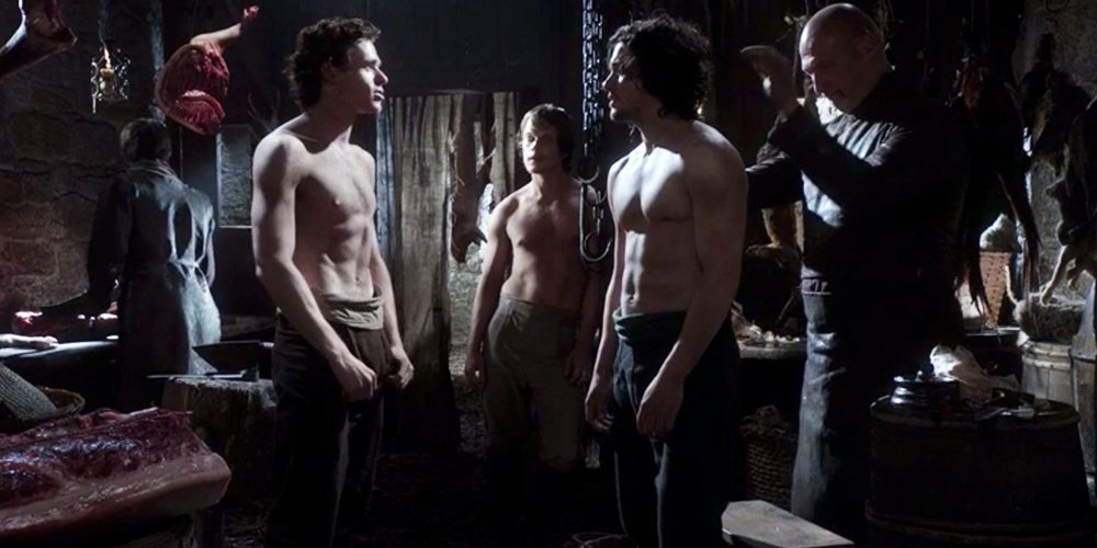 The 25 Sexiest Men of HBO's 'Game of Thrones,' Ranked