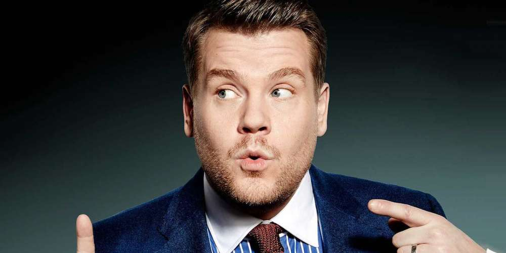 People Are Outraged at a Behind-the-Scenes Emmys Photo of James Corden