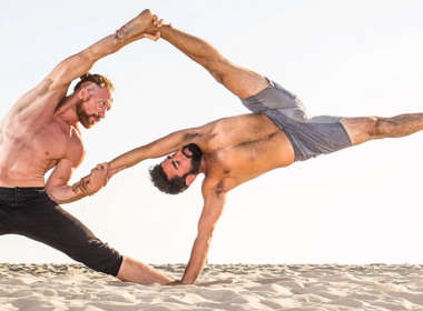 gay yoga master feature