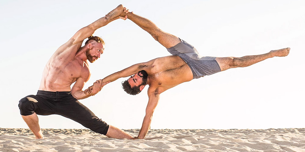 Follow These 10 Sexy Gay Yoga Masters on Instagram to Find Your Inner Chi