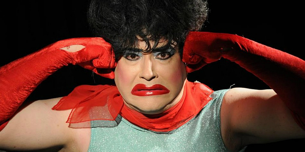 The Hilariously Bizarre Dina Martina Talks Trump, Sexual Intimacy and 'RuPaul's Drag Race'