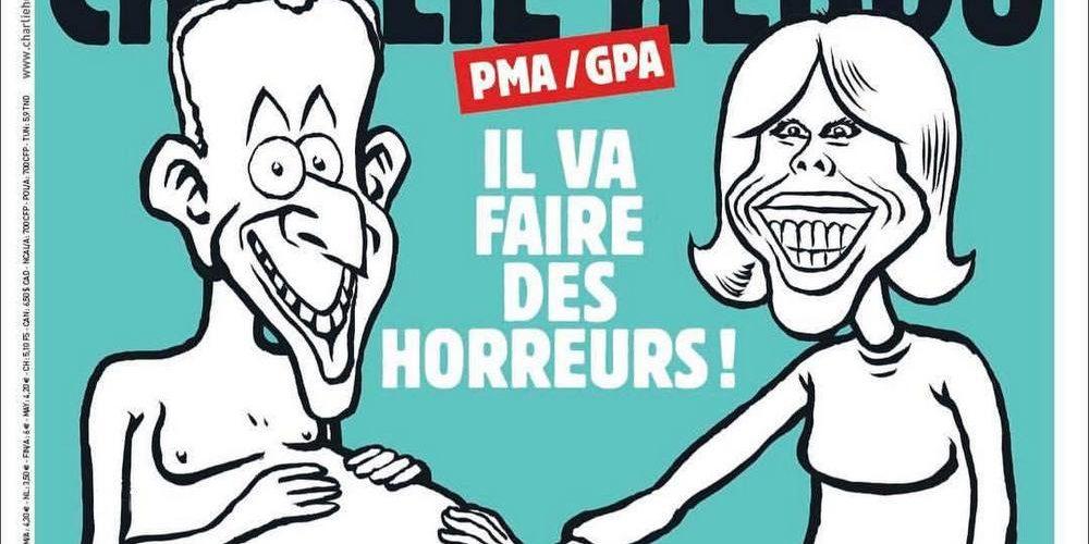 La une lesbophobe de «Charlie Hebdo» choque les militants LGBT