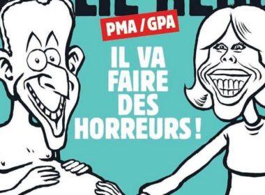 Couv Charlie Hebdo PMA