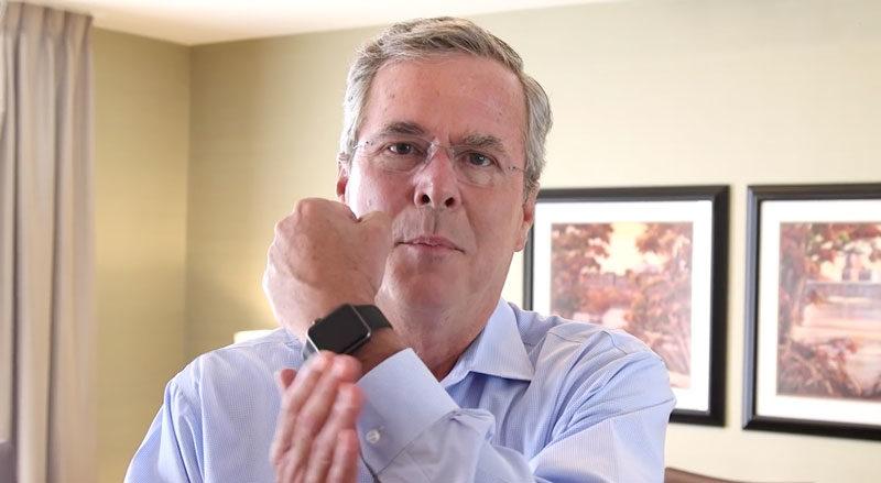 Jeb Bush, Trump nicknames 01