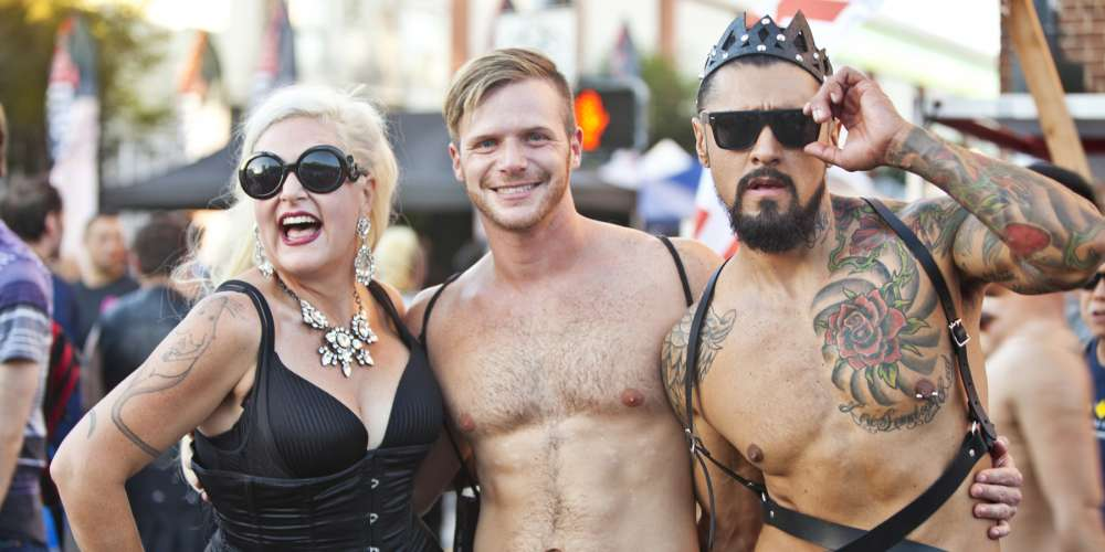 Folsom for First-Timers: 5 Tips for Navigating the World's Sexiest Street Fair