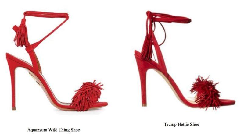 ivanka trump shoe