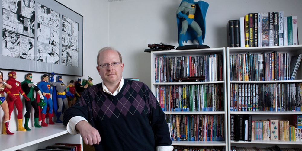 Sick of Death Threats Against LGBTQ Comic Book Creators, This Writer Is Calling on Fans for Help