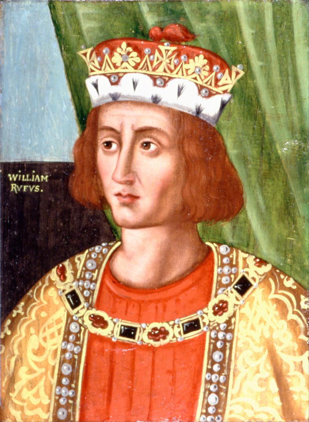 gay british kings william II