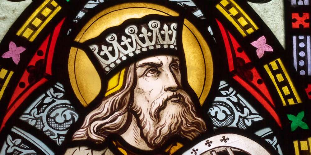 5 Man-Loving British Male Monarchs You Should Know (Oh, and One Commissioned the Bible)