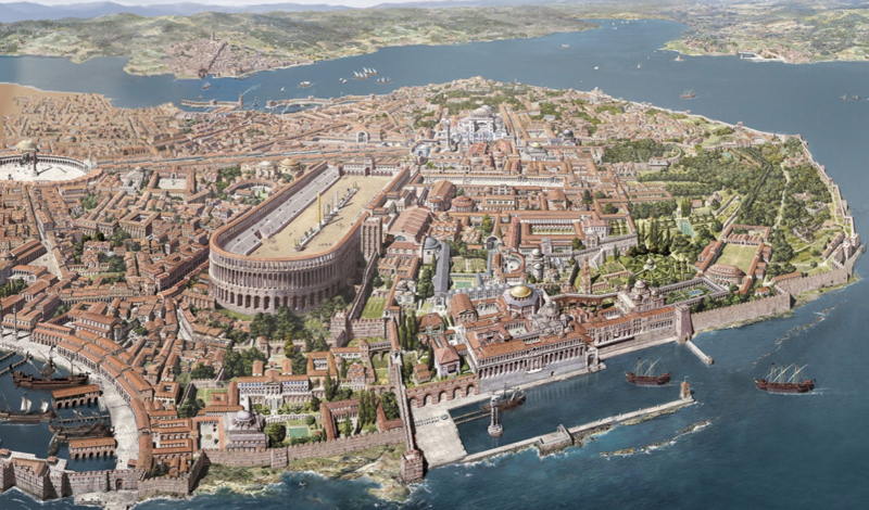 istanbul museums hippodrome