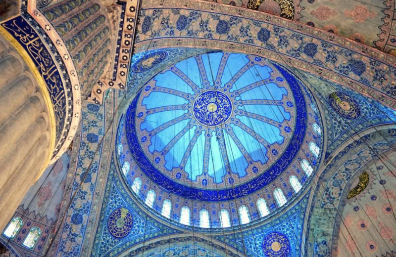 istanbul museums blue mosque