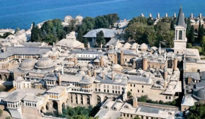 istanbul museums tokapi palace